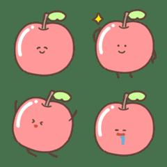しゃくしゃくリンゴ絵文字3