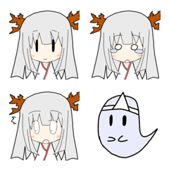 【フフフ怖いch】キキちゃんLine絵文字