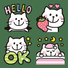 大人可愛い♡ネコの絵文字2