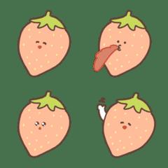 つぶつぶイチゴ絵文字3