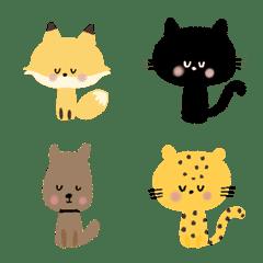 ♡動物いっぱい♡可愛い絵文字