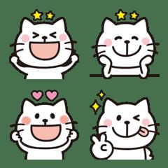 大人可愛い♡ネコの絵文字3