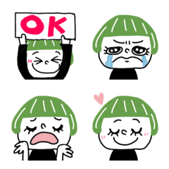 グリーン★モードGirl