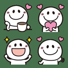 大人可愛い♡シンプルな絵文字4