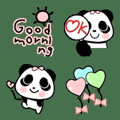 ぷよぷよパンダの彼女