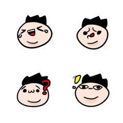 Fat house life daily emoticons1