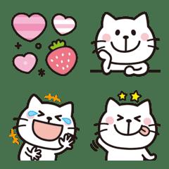 大人可愛い♡ネコの絵文字4