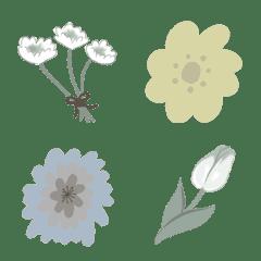 10色の花