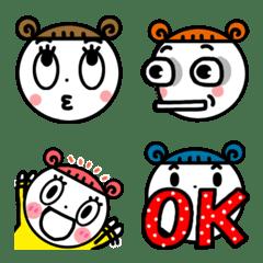 表情筋ー!! 可愛くてゆかいな変顔ガール(1)