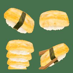たまご お寿司です