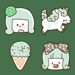 ♡チョコミントガール♡
