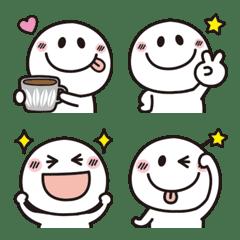 大人可愛い♡シンプルな絵文字5