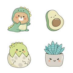 Little Cutie Emoji