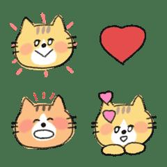 使いやすいネコ②絵文字
