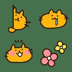 オレンジゆるねこ【修正版】
