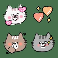 使いやすいネコ⑤絵文字と記号