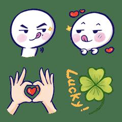 cute emoji with smile 2