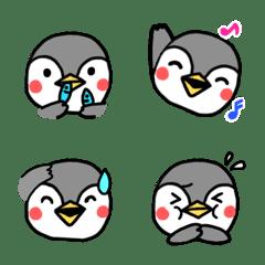 小さいペンギンの絵文字