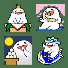 もちの妖精3~季節のイベント,お祝い~