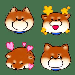 柴犬サスケの絵文字