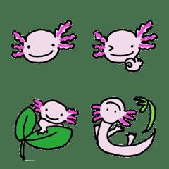 Axolotl Zuni-chan's Emoji
