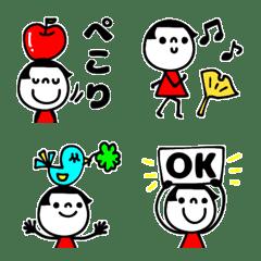 mottoのぱっつんボブガール♡シンプル2