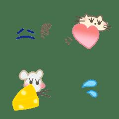 Mimi☆手書き文字2
