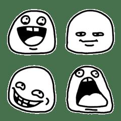 うざい顔 アニメーション #1
