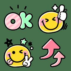 動く♡シンプル絵文字